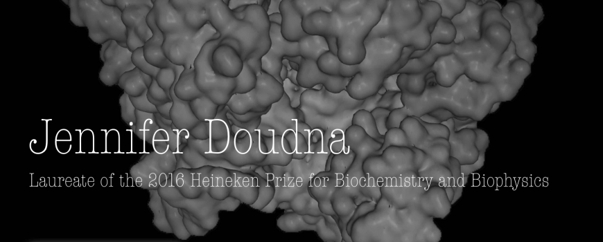 Heineken Lecture Jennifer Doudna - 28 September