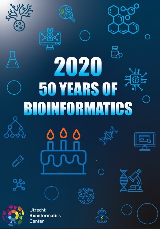 50 years Bioinformatics (flyer)